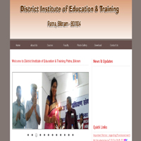 District Institute of Education & Training Patna, Bikram