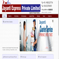 Jayanti Express Pvt. Ltd.