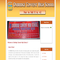 oxbridge conventhigh school